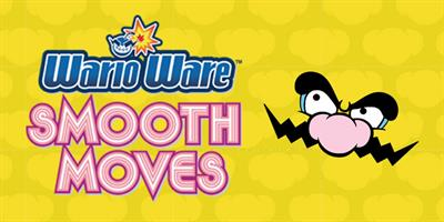 WarioWare: Smooth Moves - Banner