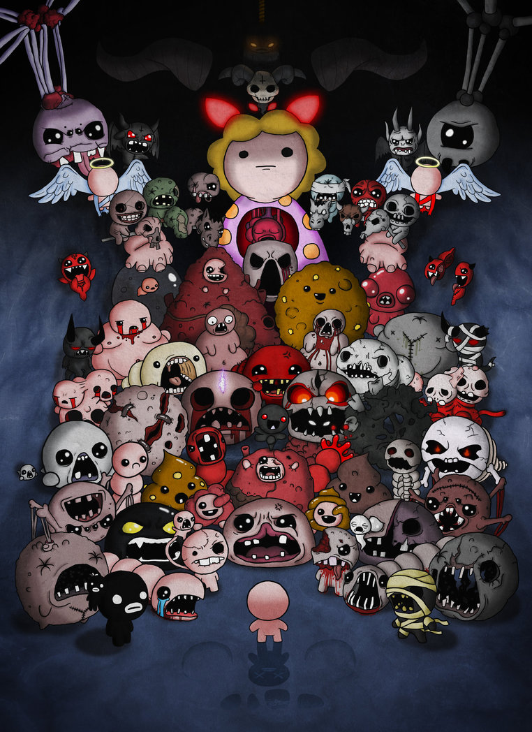 The Binding Of Isaac: Rebirth Details