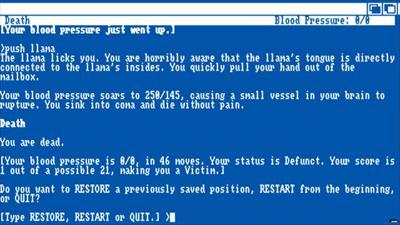 Bureaucracy - Screenshot - Game Over
