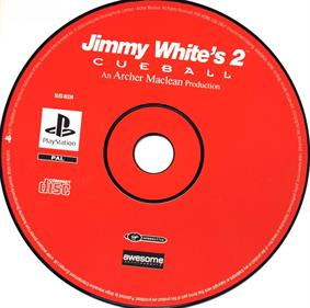 Jimmy White's 2: Cueball - Disc
