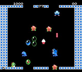 Bubble Bobble - Screenshot - Gameplay