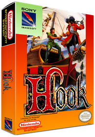 Hook - Box - 3D