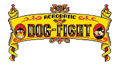 Acrobatic Dog-Fight - Clear Logo