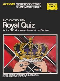 Royal Quiz