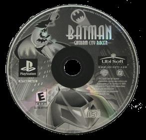 Batman: Gotham City Racer - Disc
