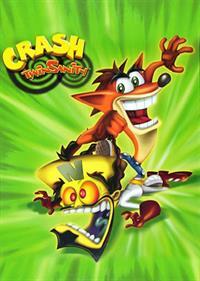 Crash Twinsanity - Fanart - Box - Front