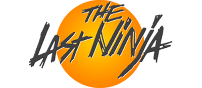 The Last Ninja - Clear Logo