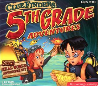 The ClueFinders 5th Grade Adventures: The Secret of the Living Volcano