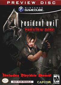 Resident Evil 4 (Preview Disc)