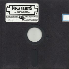 Ninja Rabbits - Disc
