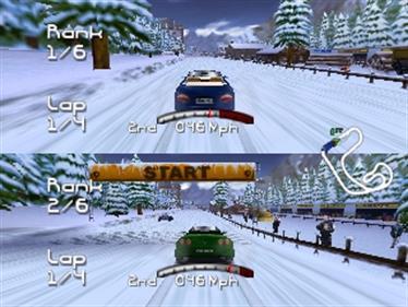 Roadsters - Screenshot - Gameplay