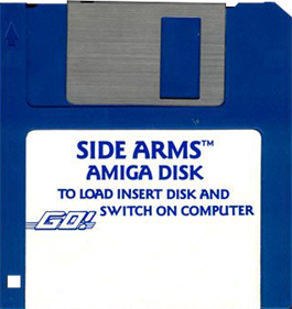 Side Arms - Disc