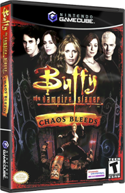 Buffy the Vampire Slayer: Chaos Bleeds - Box - 3D