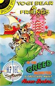 Yogi Bear and Friends in the Greed Monster: A Treasure Hunt