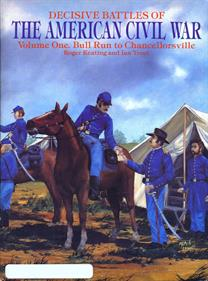 Decisive Battles of the American Civil War, Vol. 1