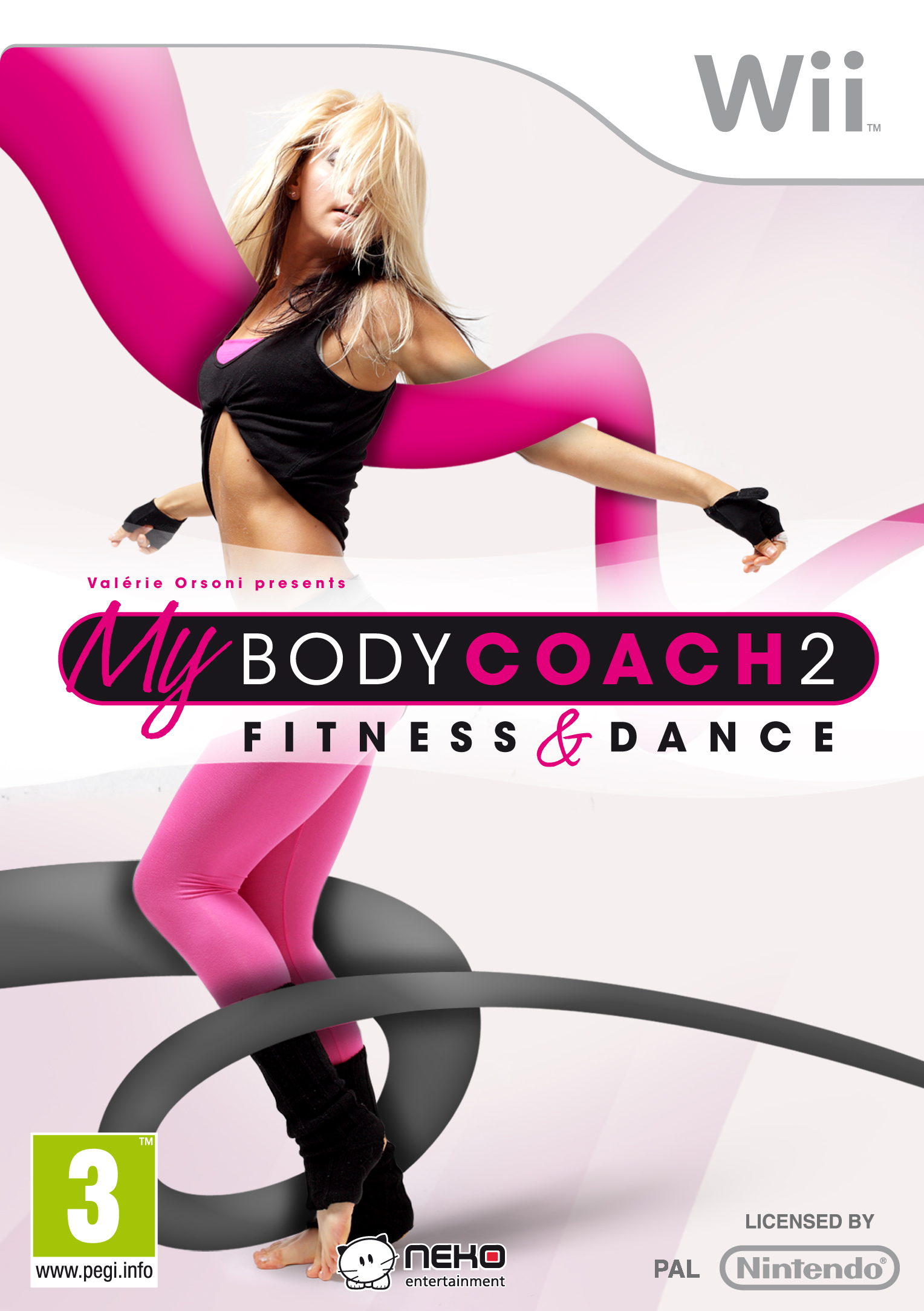 My Body Coach 2 Fitness Dance Box Front