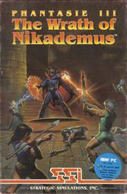 Phantasie III: The Wrath of Nikademus