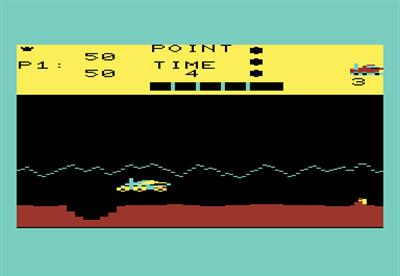 Moon Patrol - Screenshot - Gameplay