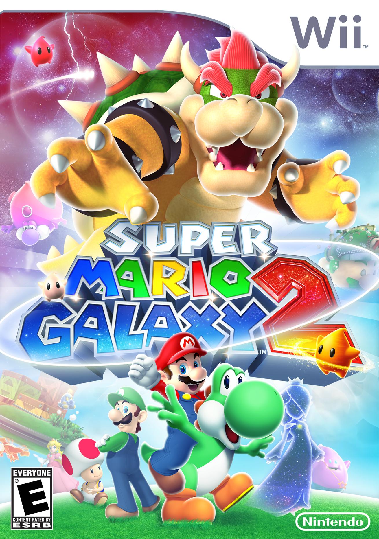 super mario galaxy 2 details  launchbox games database