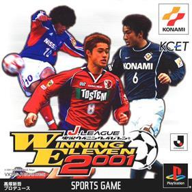 J. League Jikkyou Winning Eleven 2001