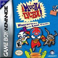 ¡Mucha Lucha!: Mascaritas of the Lost Code