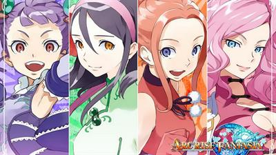 Arc Rise Fantasia - Fanart - Background