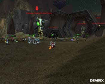 World of Warcraft - Screenshot - Gameplay
