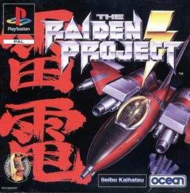 The Raiden Project - Box - Front