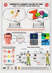 Zoop - Advertisement Flyer - Front