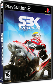 SBK Superbike World Championship - Box - 3D