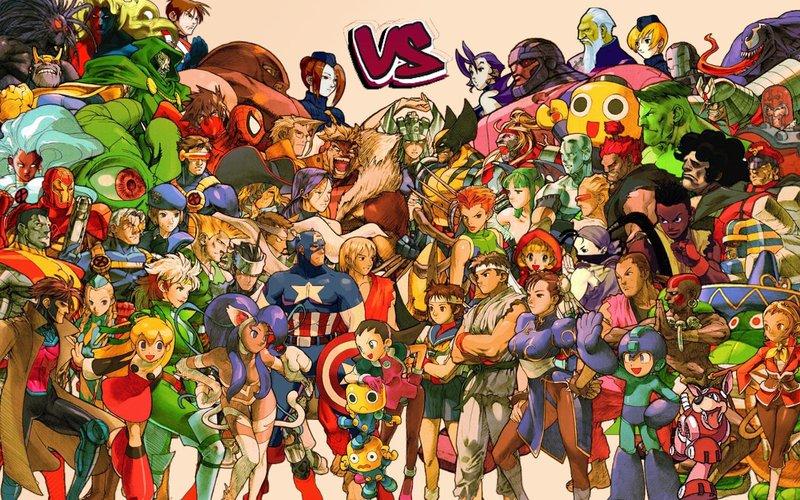 Marvel Vs  Capcom 2 Details - LaunchBox Games Database