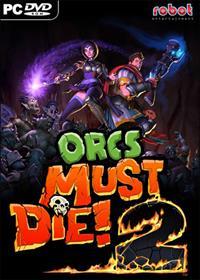 Orcs Must Die! 2 - Box - Front