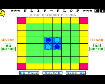 Flip Flop - Screenshot - Game Title