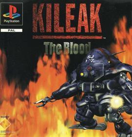 Kileak: The DNA Imperative - Box - Front