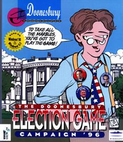 The Doonesbury Election Game Campaign '96
