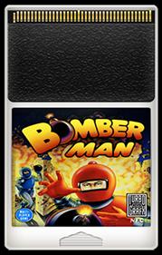 Bomberman - Fanart - Cart - Front