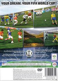 2006 FIFA World Cup - Box - Back