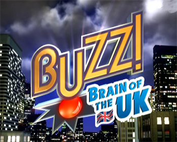 Buzz! Brain of the UK - Screenshot - Game Title