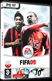 FIFA 09 - Box - 3D