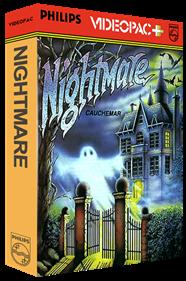 Nightmare - Box - 3D
