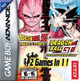 2 Games in 1!: Dragon Ball Z: Buu's Fury + Dragon Ball GT: Transformation