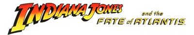 Indiana Jones and the Fate of Atlantis - Banner