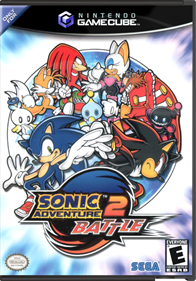 Sonic Adventure 2: Battle - Box - Front - Reconstructed
