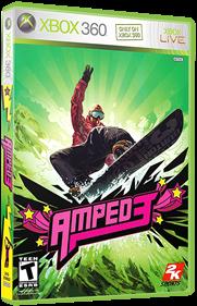 Amped 3 - Box - 3D