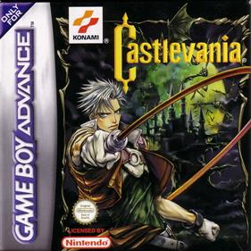 Castlevania: Circle of the Moon - Box - Front