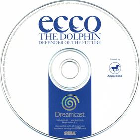 Ecco the Dolphin: Defender of the Future - Disc