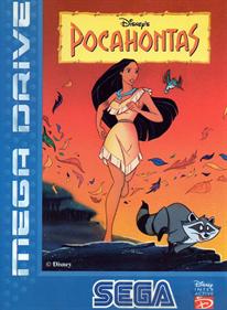 Pocahontas - Box - Front