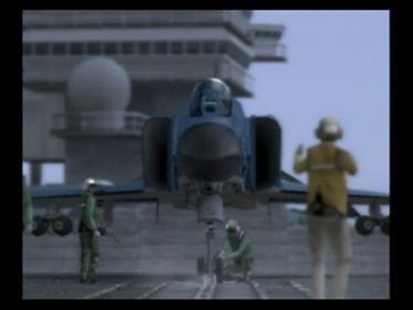Ace Combat 04: Shattered Skies - Screenshot - Gameplay