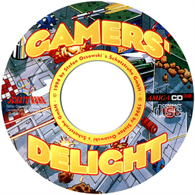 Gamers' Delight - Disc