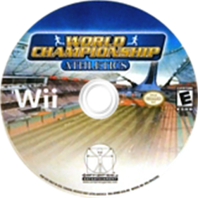 World Championship Athletics - Disc